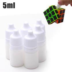 1 шт. смазки куб 10 мл магический квадрат куб гладкой Lubricat силиконовое масло для головоломки Скорость куб аксессуар Образование игрушка