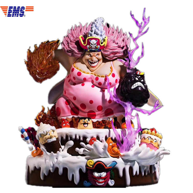 Presale ONE PIECE Big Mom Five Emperor Series Charlotte Linlin GK Resin Statue Model (Delivery Period: 60 Days) X747Presale ONE PIECE Big Mom Five Emperor Series Charlotte Linlin GK Resin Statue Model (Delivery Period: 60 Days) X747