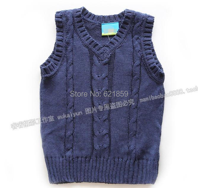 new-Spring-and-autumn-and-winter-baby-boys-ceiling-vest-sweater-vest-casual-sleeveless-tops-child-Soft-and-comfortable-thin-vest-2