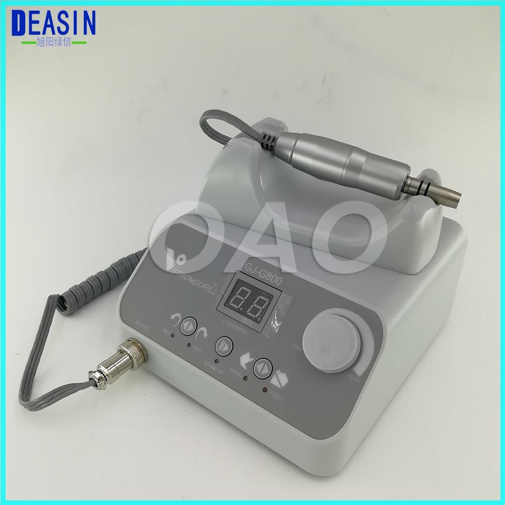 New design, high quality 50,000 RPM Brushless Dental Micromotor Polishing Unit dental micro motor Upgraded version