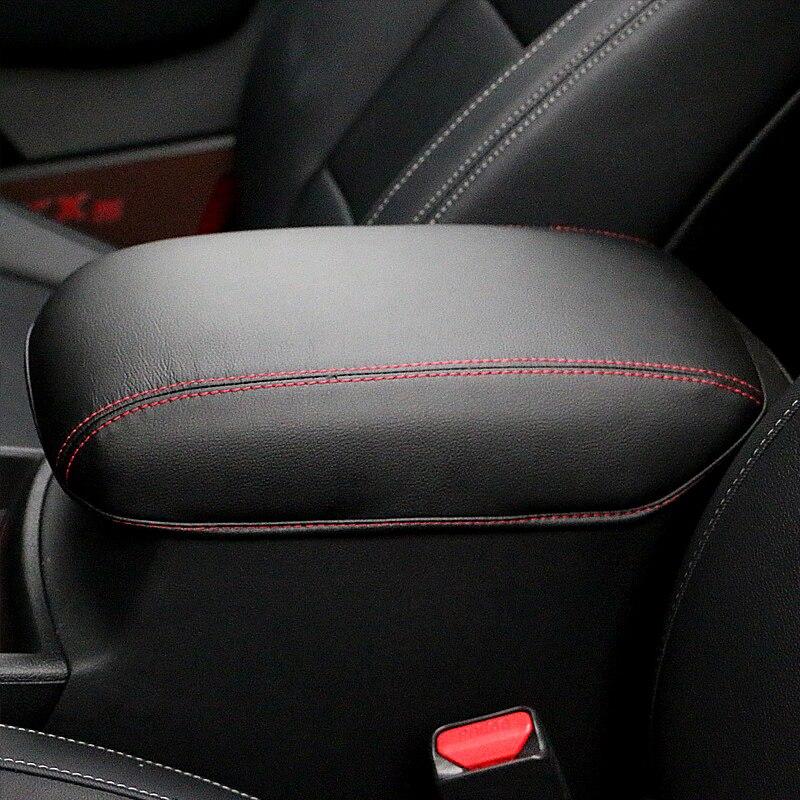 Կաշվե մեքենա բազկաթոռի ծածկոցներով - Ավտոմեքենայի ներքին պարագաներ - Լուսանկար 2