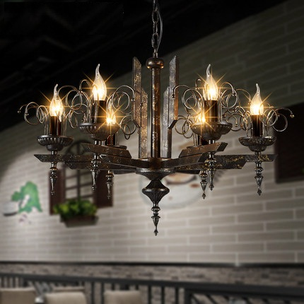American Wind Industry Droplight LED Vintage Pendant Light Fixtures Home Dining Room Antique Hanging Lamp Indoor Lighting loft style american wind industry droplight led vintage pendant light fixtures dining room retro hanging lamp indoor lighting