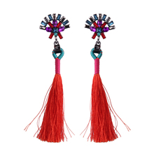Jewelry Tassel Long Earring