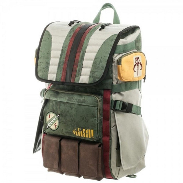 Star Wars Backpack – Boba Fett