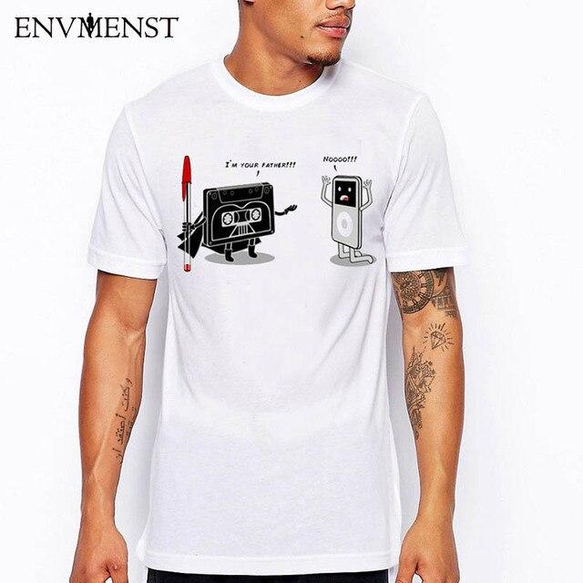 Top Quality T-Shirt Da Uomo Stampa Manica Corta O Collo Tshirt Io sono Tuo