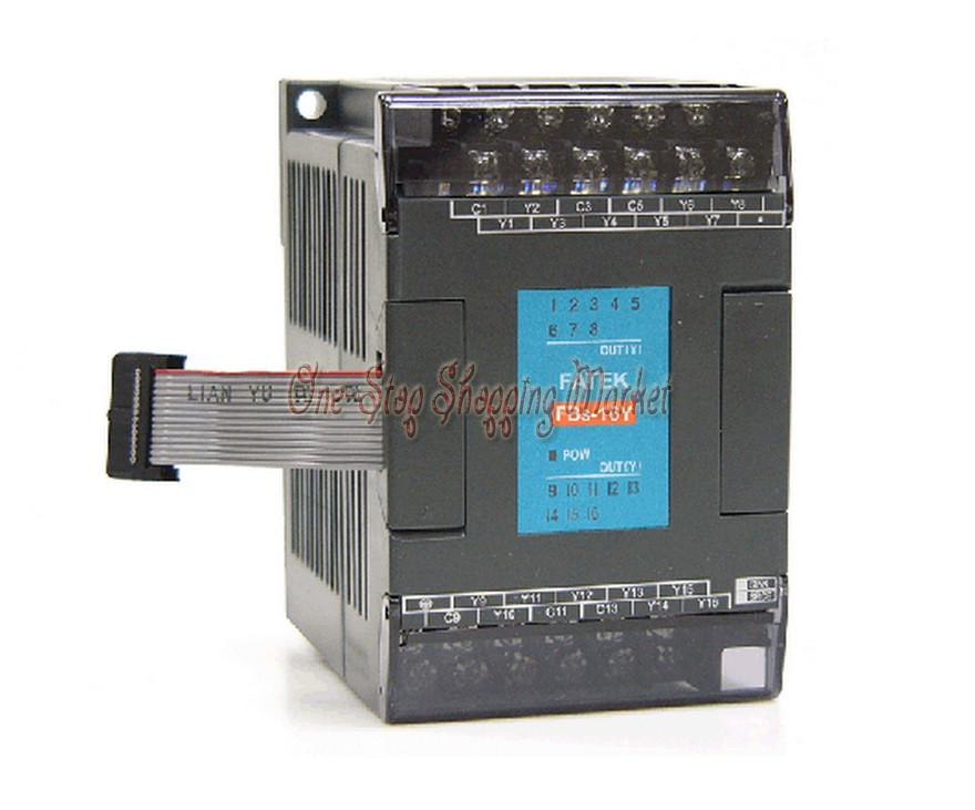 Brand New Original FBs-16XYT PLC 24VDC 8 DI 8 DO transistor Module brand new original plc digital input 36 transistor output 24 system main unit 1 com fbs 60mct2 ac 24vdc