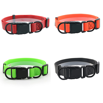 Dog Martingale Collar 4 color show