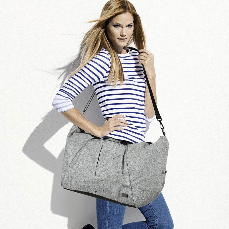Loisirs femmes voyage sac grande capacité bagages sac de sport étanche Portable voyage fourre-tout sacs femmes sacs à main Bolsas LKLL-8049