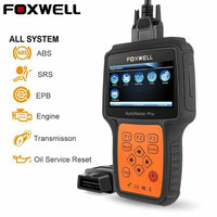 Foxwell NT624 Pro ALL System OBD2 Code Scanner ABS SRS Transmission Engine Lifetime Free Update Online