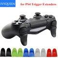 IVY QUEEN L2 R2 Триггер Удлинители для Playstation PS4 Pro Slim Контроллер Двойной Триггеры Вложений для Dualshock 4 DS4 Управления