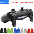 IVY QUEEN R2 L2 Trigger Extenders for Playstation PS4 Pro Slim Controller Dual Triggers Attachments for Dualshock 4 DS4 Control