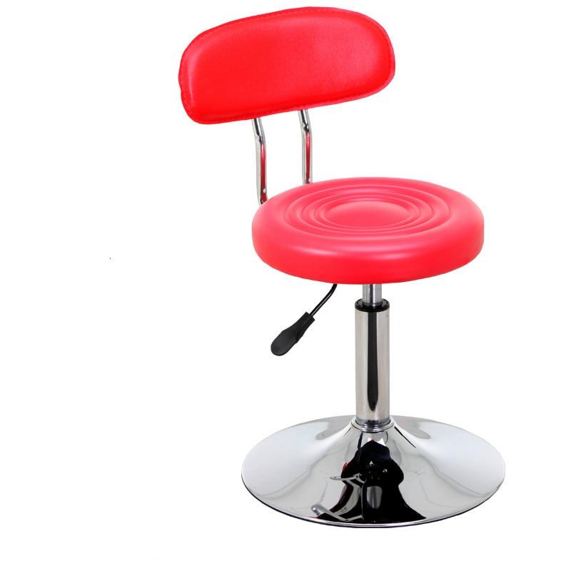Bar Chairs Fashion Rotary Lifting Bar Chair 3 Color Optional