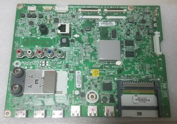 free shipping Good test for 42LA6600 47LA6600 motherboard EAX64797003 EAX64797004 working 42/47inch screen