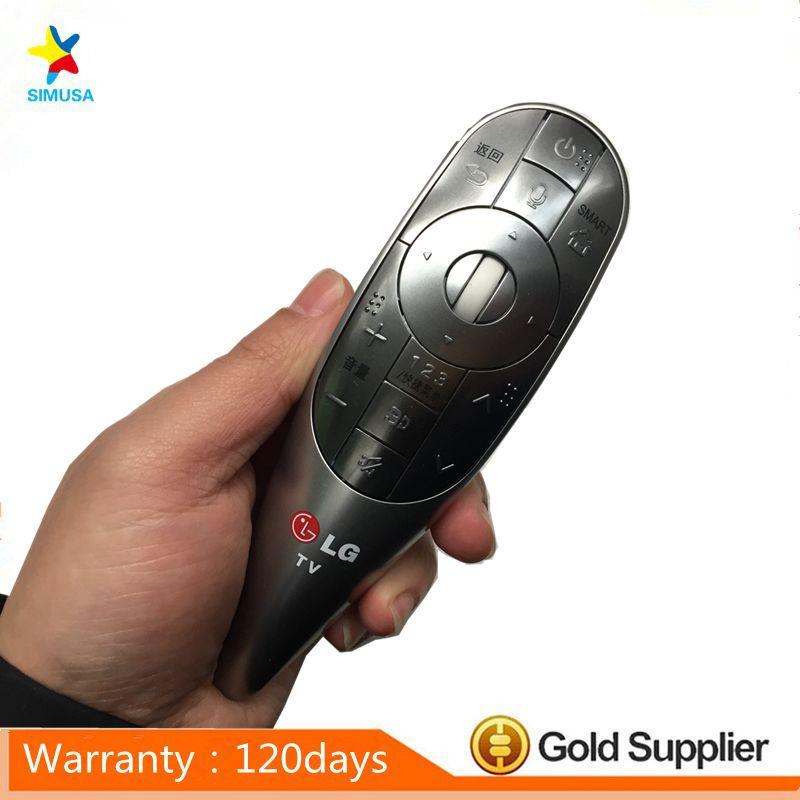 Original Version Magic Motion Remote Control AN MR400P for LG 2013 Smart TV 55EA9700 CA/55EA9800 Series with Manual