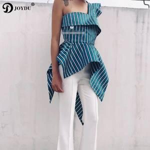 0e95e7f56cf5ce JOYDU Women s Shirt Tunic Blouse Female 2018 Summer Top