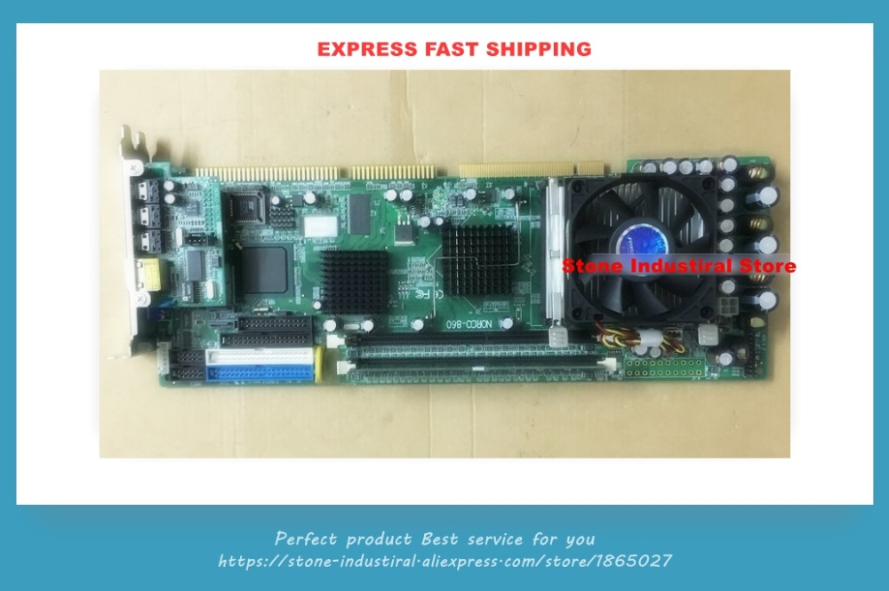 Original NORCO-860 865 Chipset With SATA Interface