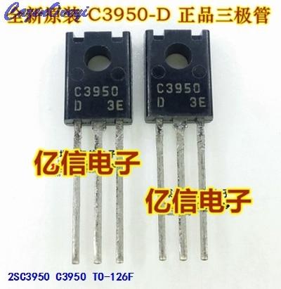 10pcs/lot 2SC3950 C3950 TO-126F Original Authentic In Stock