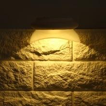 Wall Mounted Outdoor Solar Light Waterproof 9 LED Garden Solar Light  Yard Path Security Lamp цена в Москве и Питере