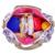 Cochecito de bebé de gran espacio maternidad momia impermeable pañal hombro bolsa infantil multifuncional de gran capacidad T0043