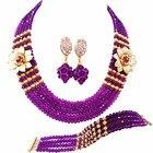 Colorful Purple Afri...