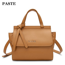Luxury Brand Designer Genuine Leather Women Handbags 2018 Female Leather Bags Fashion Trapeze Women Messenger Bags Business Lady new 2017 brand design women panelled trapeze bag wings tote split leather handbags for female lady messenger bags an324