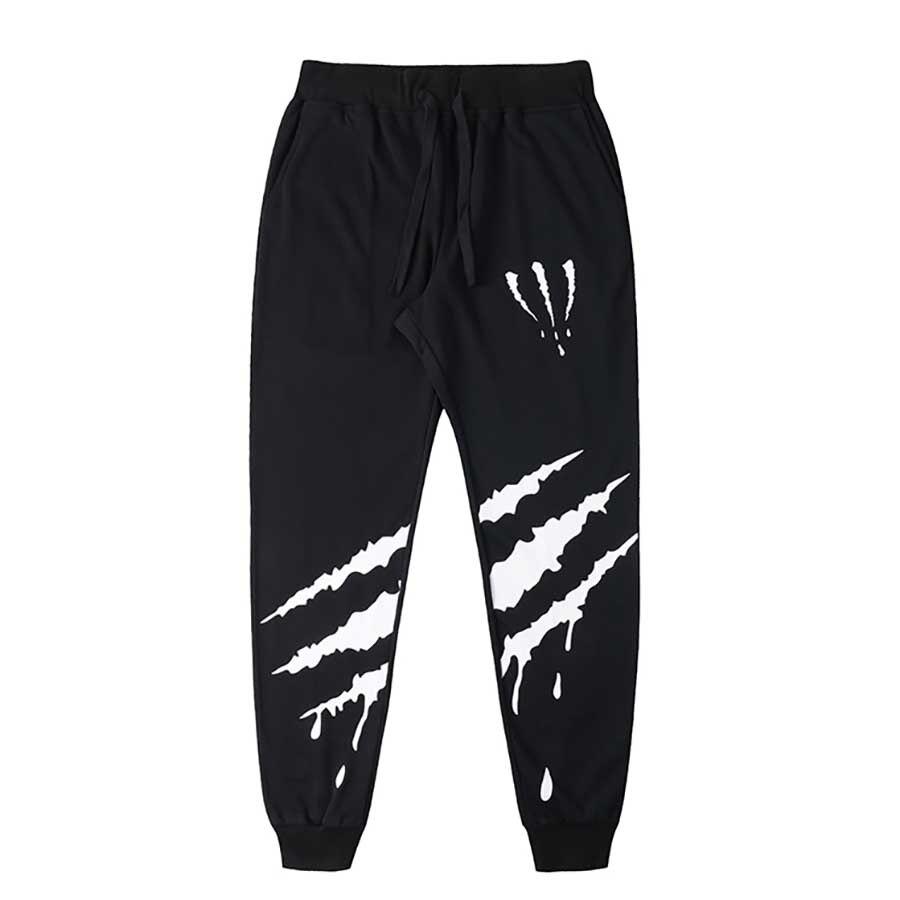 Fleece Active Joggers Elastic Pants I Flexed and The Sleeves Fell Off Sweatpants for Boys /& Girls