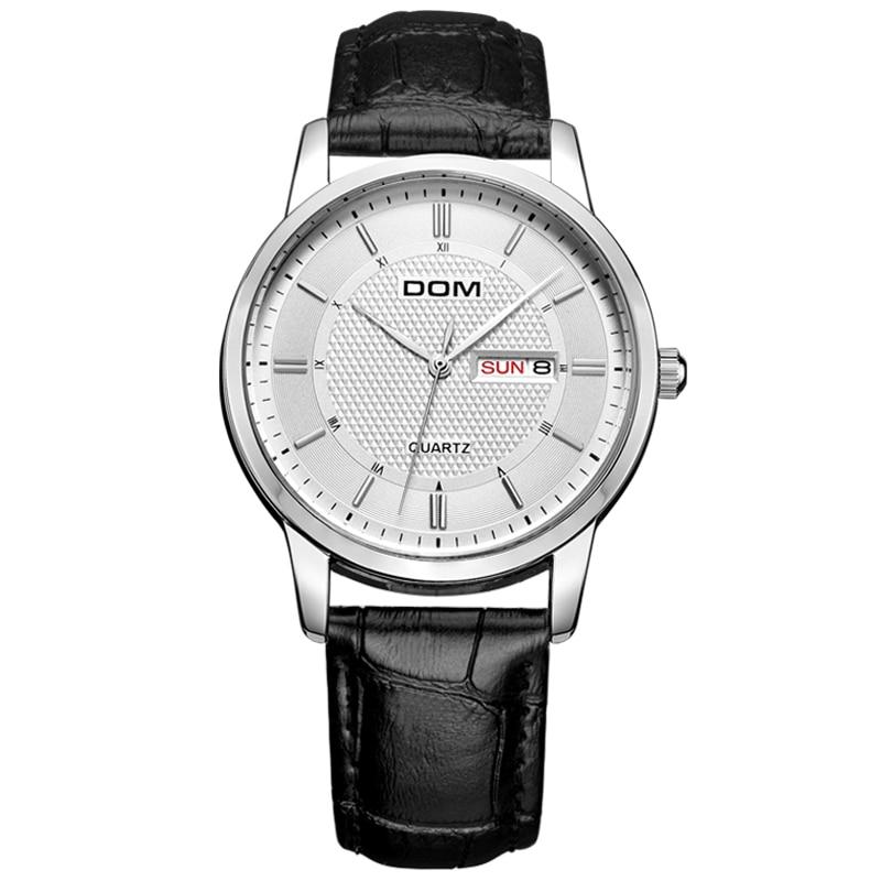 DOM маркалы ерлерге арналған сағаттар - Ерлердің сағаттары - фото 2