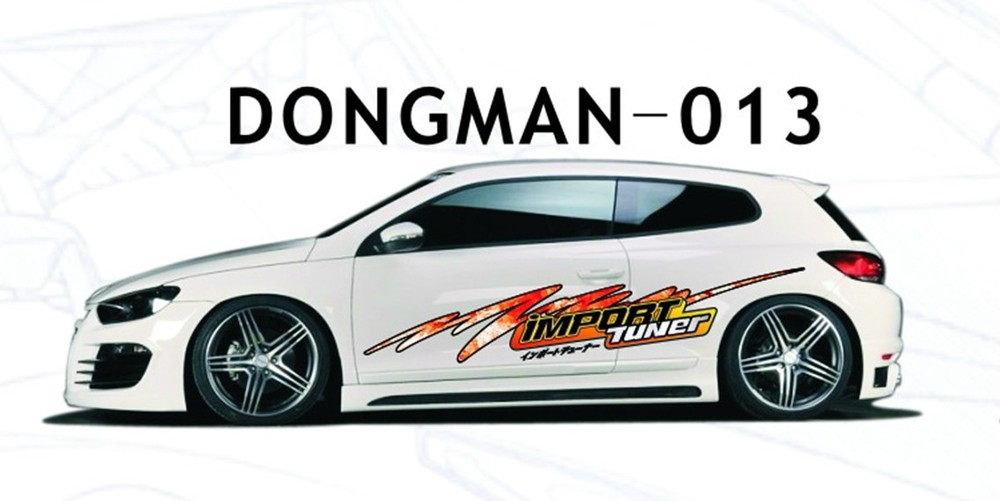 Import Car Stickers 3M Free Shipping IMPOR...