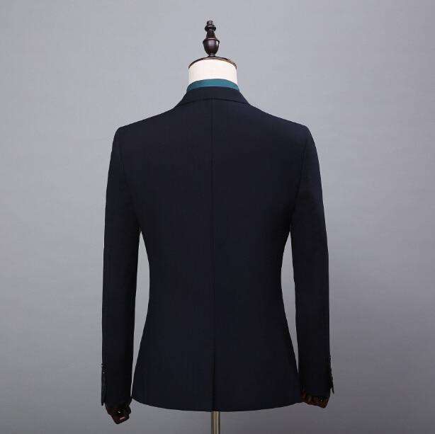 Prom Beau Hommes veste Epoux Party Bleu Nouvelle Smokings Robe De Gilet Vêtements Costumes Marié 2017 Mariage Pantalon Arrivée XqFx4xPw