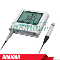 Huato S520 EX Humidity Temperature Data Logger With Printing Real Time Function