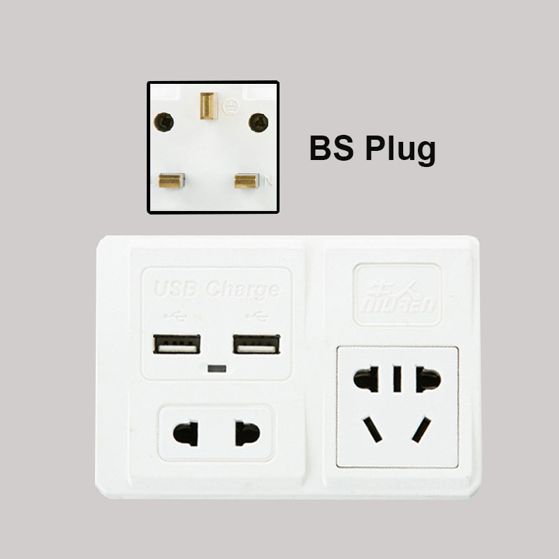 Online Buy Wholesale double electrical outlet from China double ...