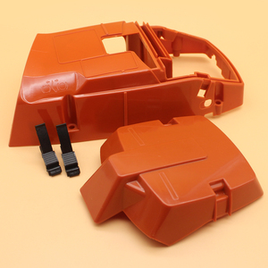 Image 1 - Top Engine Cylinder Shroud & Air Filter Cover Clips For HUSQVARNA 365 362 371 372 Chainsaw Spare Parts