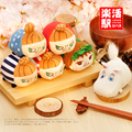 Cute Moomin Little My Girl Mini Plush Toy Pendant Phone Creamer Birthday Gift