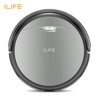 ILIFE A4s Robot Vacuum Cleaner with Anti collision Anti fall Auto Charge for Thin Carpet and Floor