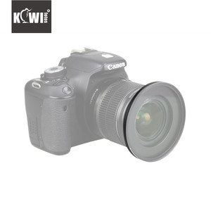 Image 2 - KIWI Camera Metal Adapter Ring LED 24mm 49mm Filters Hoods Flashes Lens Converters Tube for Canon/Nikon/Sony/Fuji/Pentax/Olympus