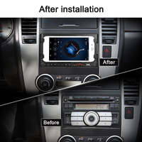 Auto Cell Phone Holder Speaker Navigator Bluetooth 5.0 Radio Player Wireless Charger USB Fast Charger Car Mp3/AM/FM Player