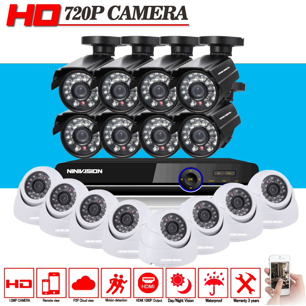 Home Security CCTV System 16CH 720P AHD CCTV DVR System HD 16PCS CCTV Cameras 1.0 Megapixels Enhanced IR Security outdoor Camera samuel b owusu mintah ecotourism development in ghana an introduction