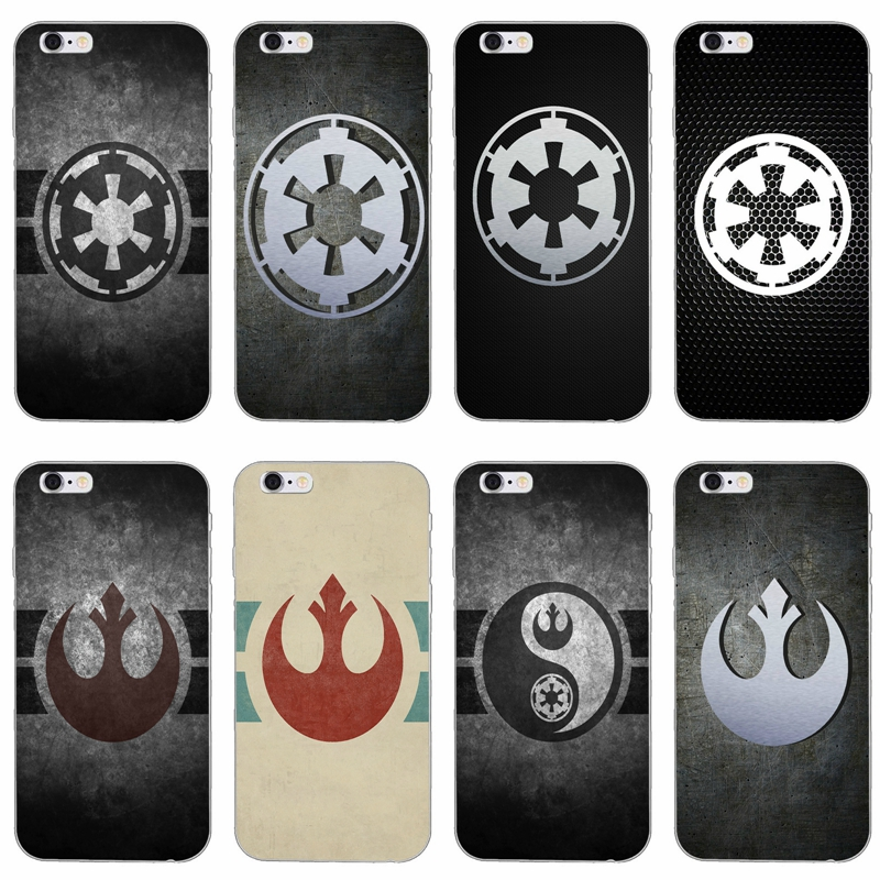 star war rebel logo silicone Soft phone case For LG G2 G3