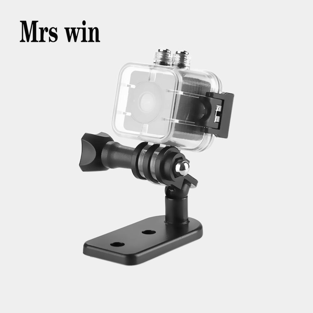 Mrs win SQ12 Mini cámara HD Digital impermeable cámaras micro Night - Cámara y foto
