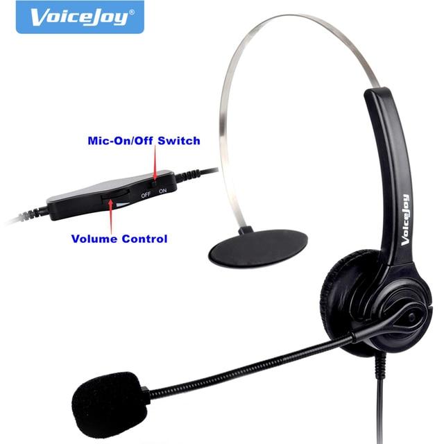 9e9dbb82357 Volume and Mute Mic Headset for Avaya IP Phones 1608,1616,9601,9608,9610,  9611G, 9620, 9620L,9621,9630, 9640, 9640G,9641 9650