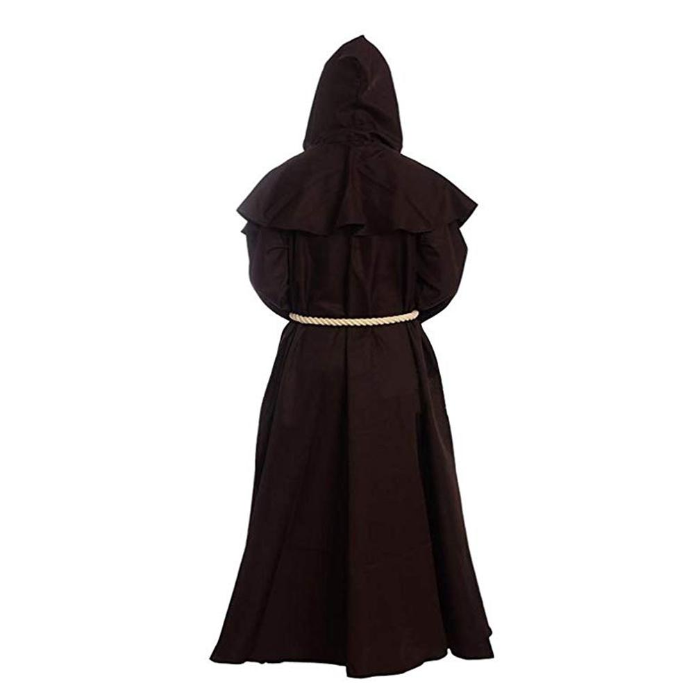 889ca1bff5 Set halloween party cosplay clothes for male female medieval jpg 1001x1001  Cool monk clothes