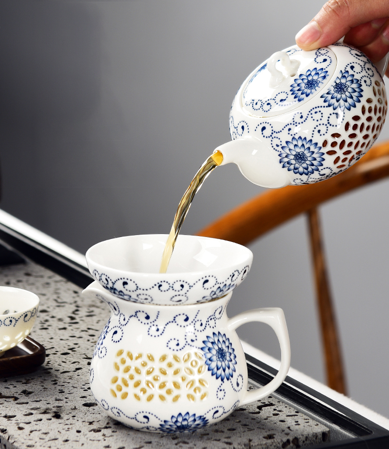 Service à Thé Porcelaine de Chine pas cher | OkO-OkO