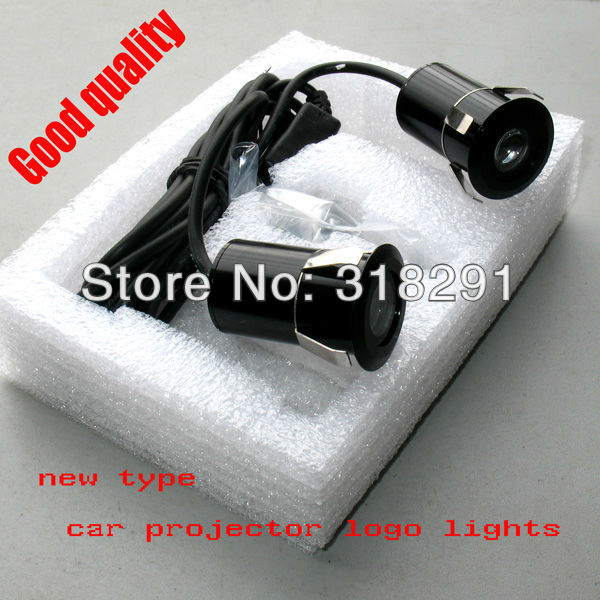 5th Generation! high brightness car projector logo lights & door Ghost shadow light /3D LED Toyota vw nissan audi BMW - Ling long Technology Co., Ltd. store