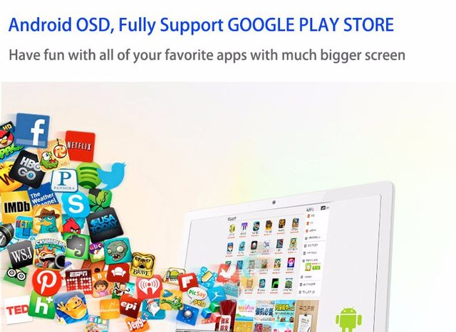 Fully support play store