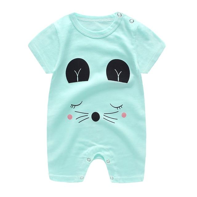 Baby Clothes Cotton Short...
