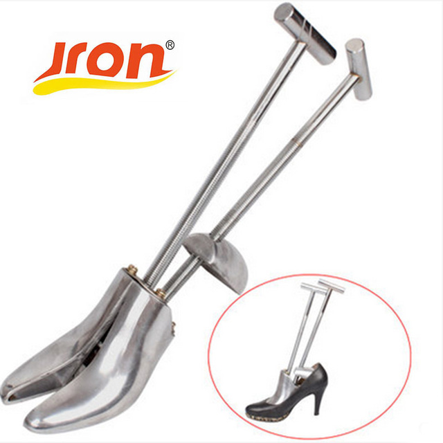 c143b5d52d2 1 Piece 100% Aluminum Steel High Heel Shoe Tree Adjustable Women Pump Shoe  Stretcher 2