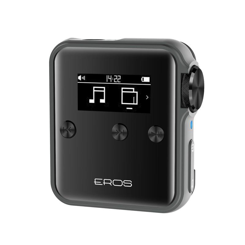 Aigo EROS J Hifi Audio Music Player Bluetooth 4.0 MP3 Player USB DSD Professional DAC Lossless Mini OTG Support 128GB TF цена и фото