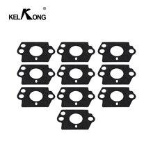 Комплект прокладок для карбюратора KELKONG, 10 шт.