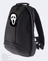 Бесплатная Доставка Оптовая Черный Мотокросс Рюкзак Moto сумка Водонепроницаемый рюкзак отражающей шлем сумка мотоцикл гонки рюкзак