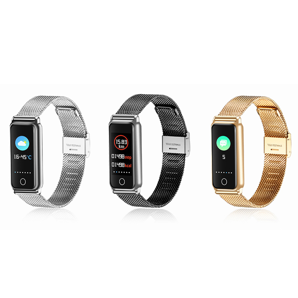 FORCA Y8 Smart Bracelet Women Sport Watch Men Fitness Tracker Smartwatch Waterproof Heart Rate Blood Pressure Monitor Wristband